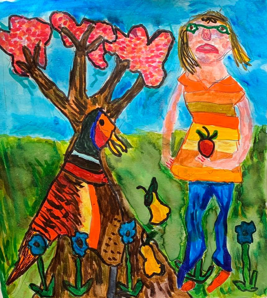 I Feed Her Fruit But She Doesn't Like Pears