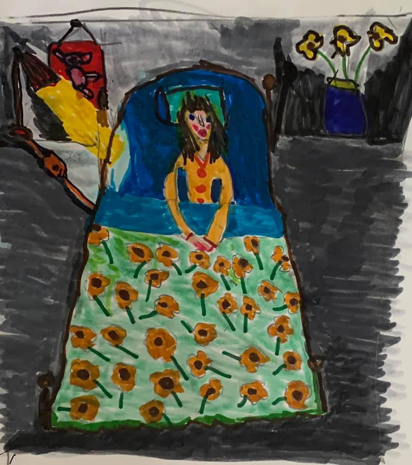 I Can See The Pheasant In Sight, As I Turn Out The Light,
